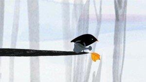 der klein vogel